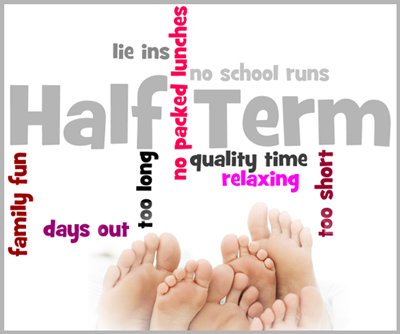 School will be closed for Half term from Monday 8th February and will ...